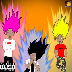 Blazing Saiyans album