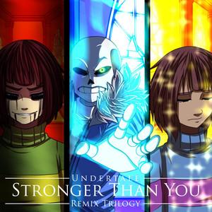 Stronger Than You - Sans Version cover art
