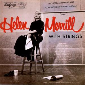 Helen Merrill With Strings album