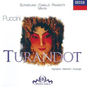 "Turandot / Act 3: ""Nessun dorma!"" by Giacomo Puccini, Luciano Pavarotti, John Alldis Choir, Wandsworth School Boys Choir, London Philharmonic Orchestra, Zubin Mehta"