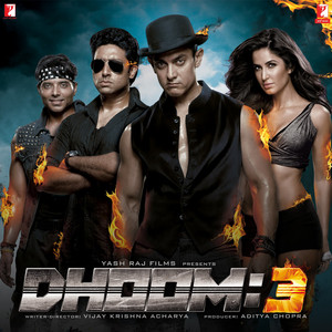 Dhoom:3 (Original) album