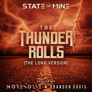 The Thunder Rolls - The Long Version cover art