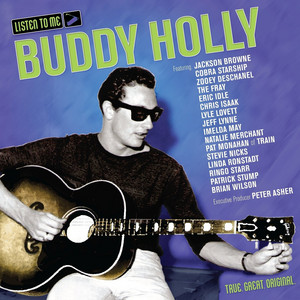 Listen to Me Buddy Holly (Executive Producer Peter Asher)