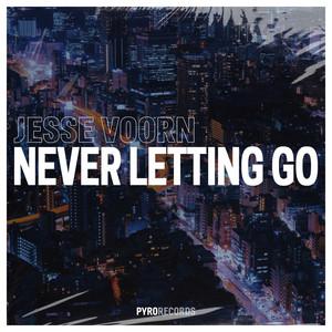Never Letting Go cover art