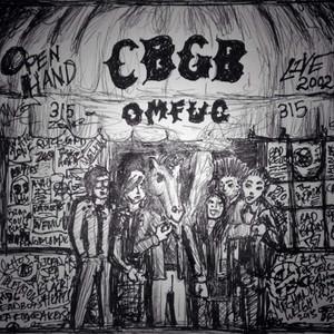 Live at CBGBs 2002 album