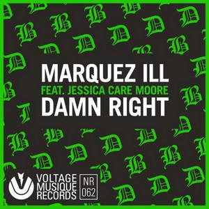 Damn Right - Douglas Greed Remix cover art