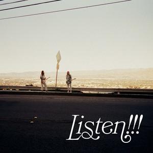 Listen!!! cover art