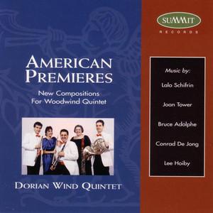 Island Prelude / Joan Tower/Dorian Wind Quintet cover art