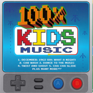100% Kids Music album