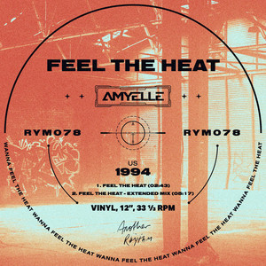 Feel The Heat cover art