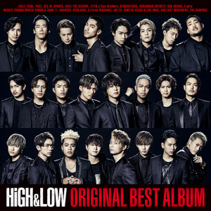HiGH & LOW ORIGINAL BEST ALBUM album