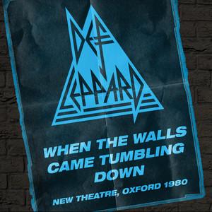 When The Rain Falls - Live At The New Theatre Oxford, UK / 1979