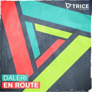 En Route - Adrian Villaverde Radio Edit cover art