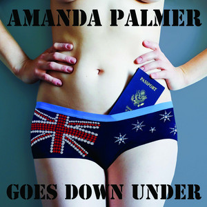 Amanda Palmer – Map Of Tasmania (Studio Acapella)