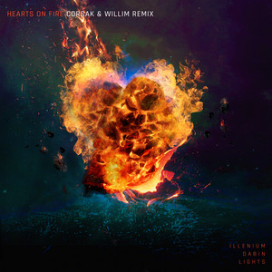 Hearts on Fire (CORSAK & Willim Remix)
