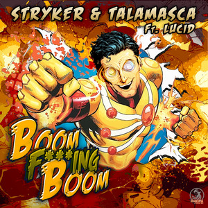 Boom Fucking Boom - Original Mix cover art