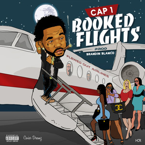 Booked Flights by Cap 1
