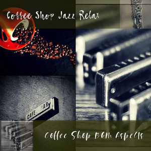 Alluring Background Music for Calm Coffee Houses cover art