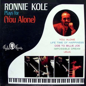 Dark Eyes by Ronnie Kole Trio