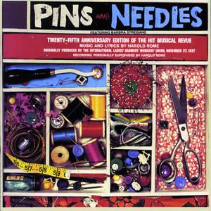 Pins and Needles (25th Anniversary Studio Cast Recording) album
