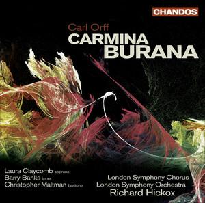 Carmina Burana: III. Cour d'amours: Amor volat undique cover art