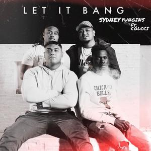 Let it bang cover art