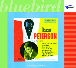 This Is Oscar Peterson album