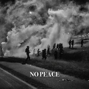 No Peace cover art