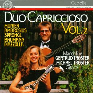 Duo Capriccioso Vol. 2 - Astor Piazzolla
