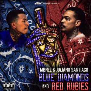 Blue Diamonds & Red Rubies