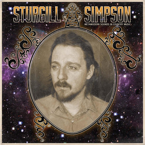 Cover art for Metamodern Sounds in Country Music by Sturgill Simpson