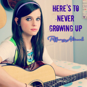 Here's To Never Growing Up (acoustic)