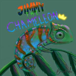 Jimmy the Chameleon - Brookside