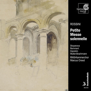 Petite messe solennelle: Kyrie: Petite messe solennelle: Kyrie: I. Kyrie by Gioachino Rossini, Marcus Creed, RIAS Kammerchor