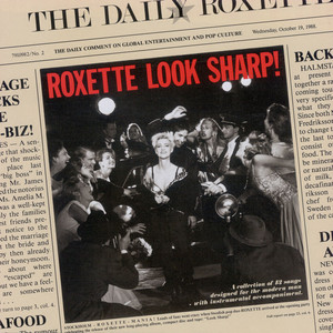 Roxette – The Look (Studio Acapella)