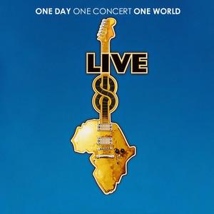 Live 8 (Live, July 2005) album