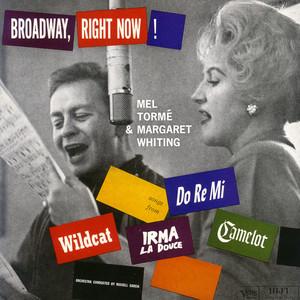 Broadway, Right Now! album