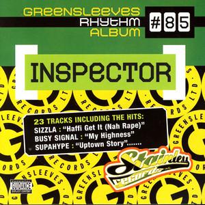 Inspector Rhythm cover art