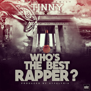 Who's The Best Rapper? cover art