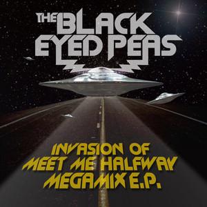 Invasion Of Meet Me Halfway - Megamix E.P. (International Version)
