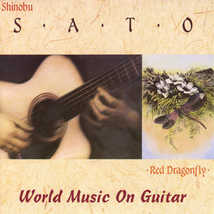 Red Dragonfly: World Music On Guitar album