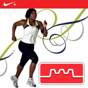 Serena Williams' Interval Run (French Version)