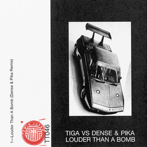 Tiga – Louder Than A Bomb (Studio Acapella)