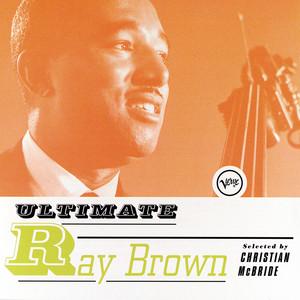 Ultimate Ray Brown album