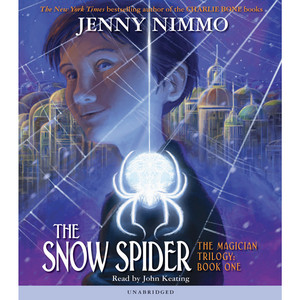 The Snow Spider - The Magician Trilogy, Book 1 (Unabridged) Audiobook