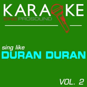 Duran Duran – Electric Barbarella (Studio Acapella)