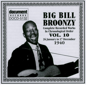 Big Bill Broonzy Vol. 10 1940 album