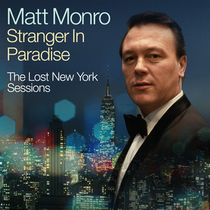 Stranger In Paradise - The Lost New York Sessions album