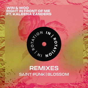 Right in Front of Me (Remixes)