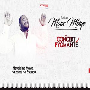 Moise Mbiye Live En ConcertPygmante